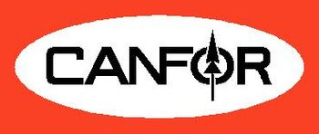 Canadian Forest Products Ltd. (Canfor) Logo