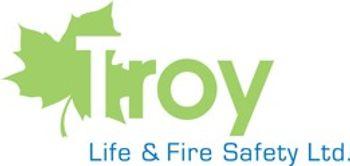 Troy Life Fire & Safety Ltd. Logo