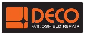 Deco Windshield Repair Logo