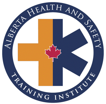 Alberta Health and Safety Training Institute Logo