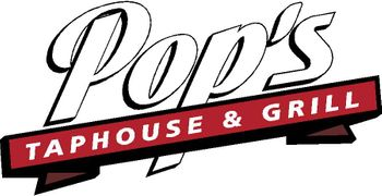 Pop's Taphouse and Grill Logo