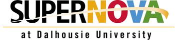 SuperNOVA at Dalhousie University Logo