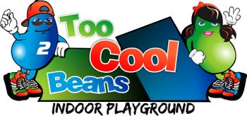 Too Cool Beans Indoor Playground Logo