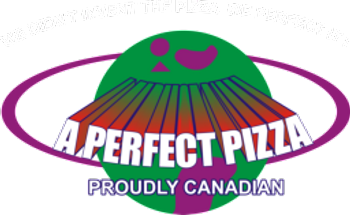 1938001 Alberta Ltd o/a A perfect pizza & east Indian cuisine Logo