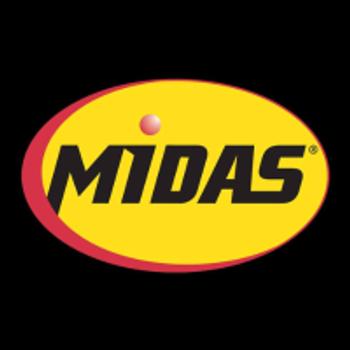 JLF Enterprises Inc. / Midas Logo