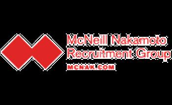 McNeil Nakamoto Recruitment Group Logo