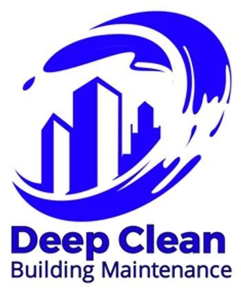 Deep Clean Building Maintenance Ltd Logo