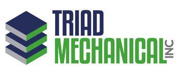 Triad Mechanical Inc. Logo