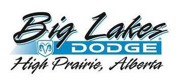 Big Lakes Dodge Logo