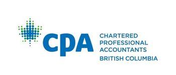 Chartered Professional Accountants of British Columbia Logo