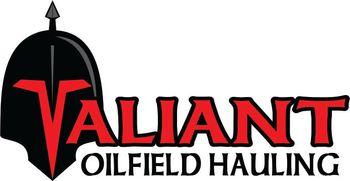 Valiant Oilfield Hauling Ltd. Logo