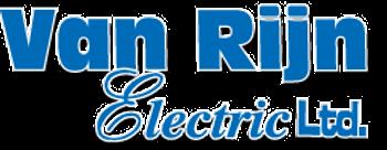 Van Rijn Electric Ltd. Logo