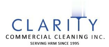 Clarity Commercial Cleaning Inc. Logo