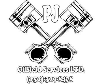 P.J Oilfield Services Ltd Logo