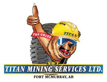 SWT Titan Mining Services Ltd. Logo
