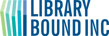Library Bound Inc. Logo