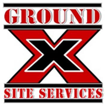 Ground X Site Services Logo