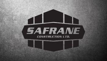 Safrane Construction Ltd Logo
