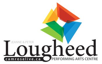 Jeanne & Peter Lougheed Performing Arts Centre Logo