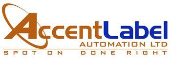 Accent Label Automation Logo