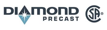 Diamond Precast Concrete Ltd. Logo