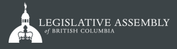 Legislative Assembly of BC Logo