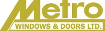Metro Windows & Doors Ltd. Logo