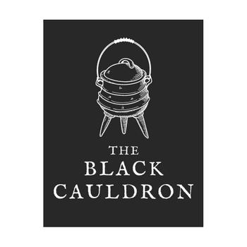 The Black Cauldron Logo