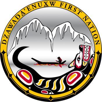 Dzawada'enuxw First Nation Logo