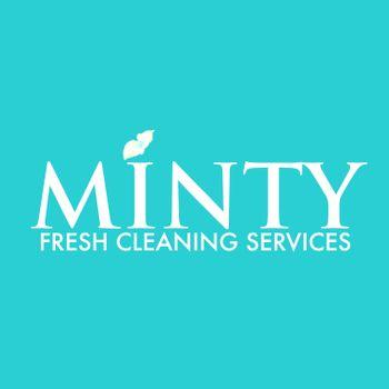Minty Fresh Cleaning Logo