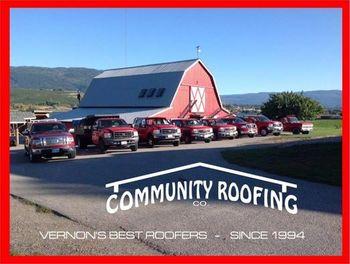 Community Roofing Ltd Logo