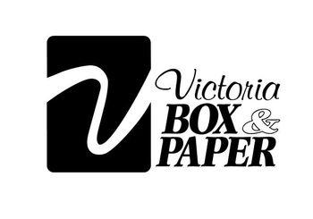 VICTORIA BOX & PAPER LTD Logo