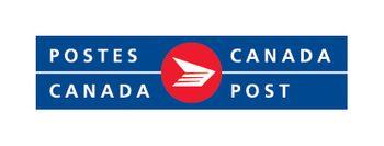 Canada Post / Postes Canda Logo