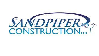 Sandpiper TCB Construction Ltd. Logo