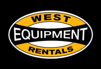 West Equipment Rentals Logo