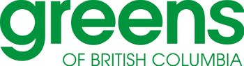 The BC Green Party Logo