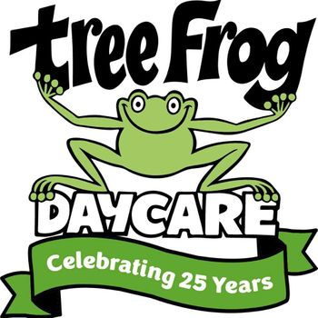 TreeFrog Daycare Logo