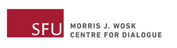 SFU Morris J. Wosk Centre for Dialogue Logo