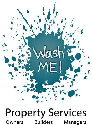 Wash ME! Property Services Logo
