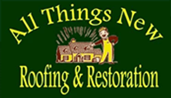 All Things New Roofing and Restoration Logo