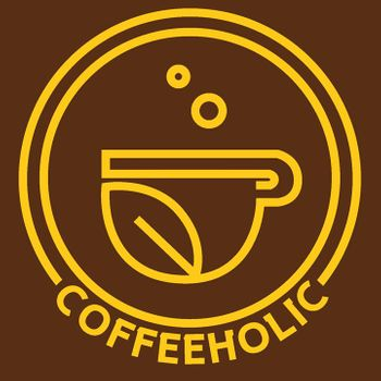 Coffeeholic Logo