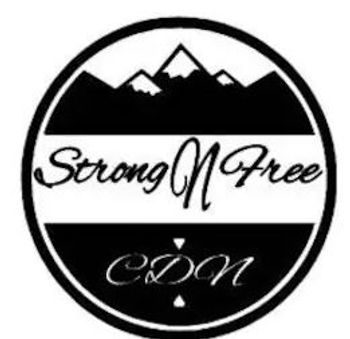 StrongNFree Logo