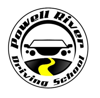 Powell River Driving School Logo