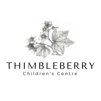 THIMBLEBERRY CHILDREN'S CENTRE Logo