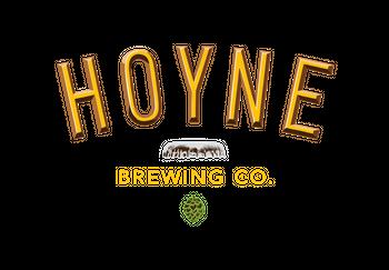 Hoyne Brewing co. Logo