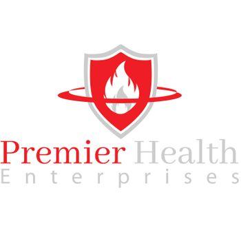 PREMIER HEALTH ENTERPRISES Logo