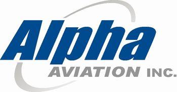 Alpha Aviation Inc Logo
