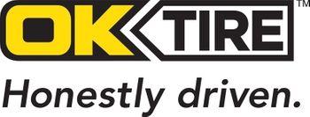 OK Tire Auto Service Prince George Logo