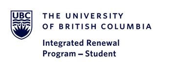 IRP- Student, UBC Logo