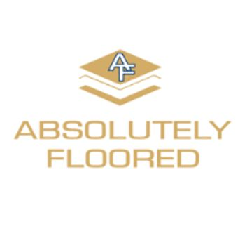 Absolutely Floored Logo